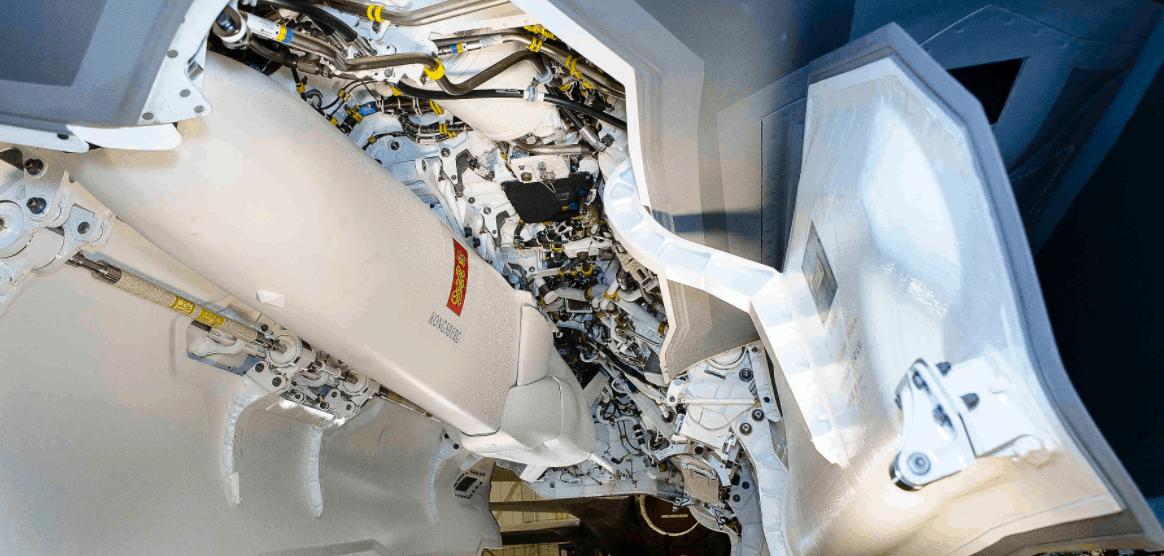 Крилата ракета JSM у відсіку озброєння F-35
