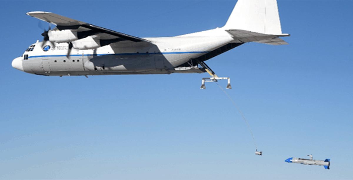 Випробування БПЛА X-61A проєкту «Gremlins». 2020. Фото: Dynetics