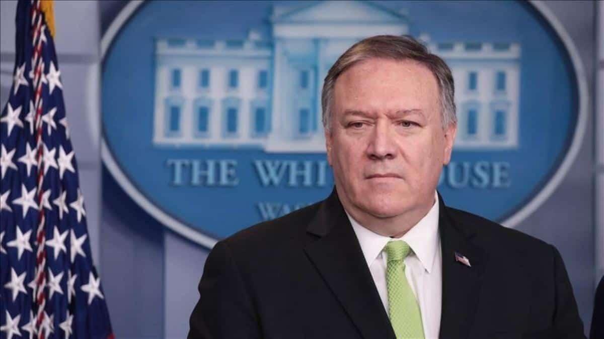 Держсекретар США Майк Помпео. Фото з відкритих джерел