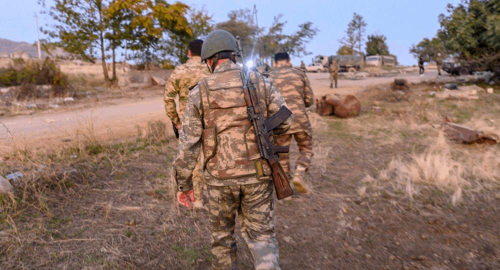 Військові Азербайджану