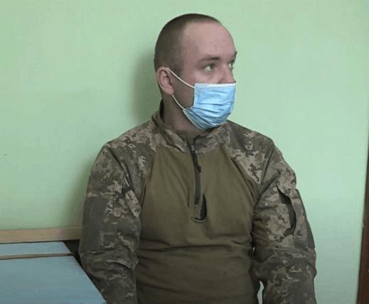 Військовослужбовець 14 механізованої бригади Олександр Пупко у полоні бойовиків