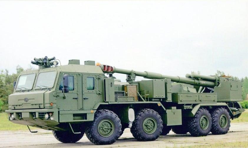 152-мм артилерійська установка «Мальва»