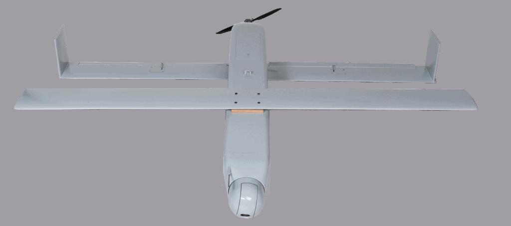 Безпілотний літак-снаряд «Пілум» від компанії A.Drones