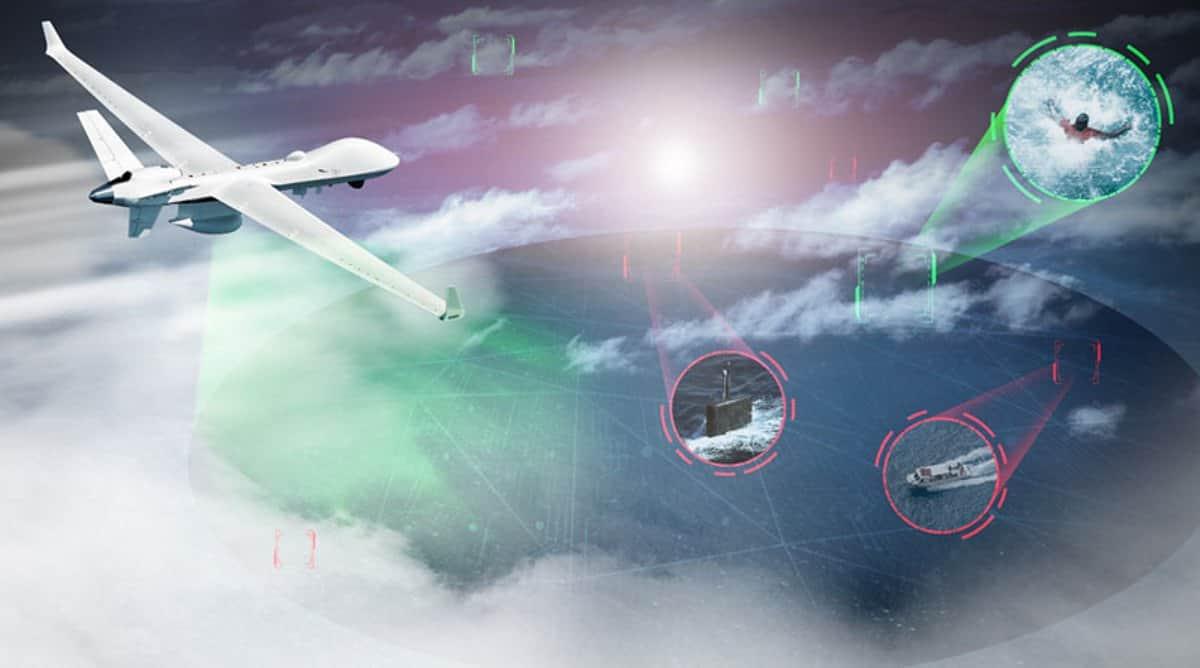 Ілюстрація з MQ-9A