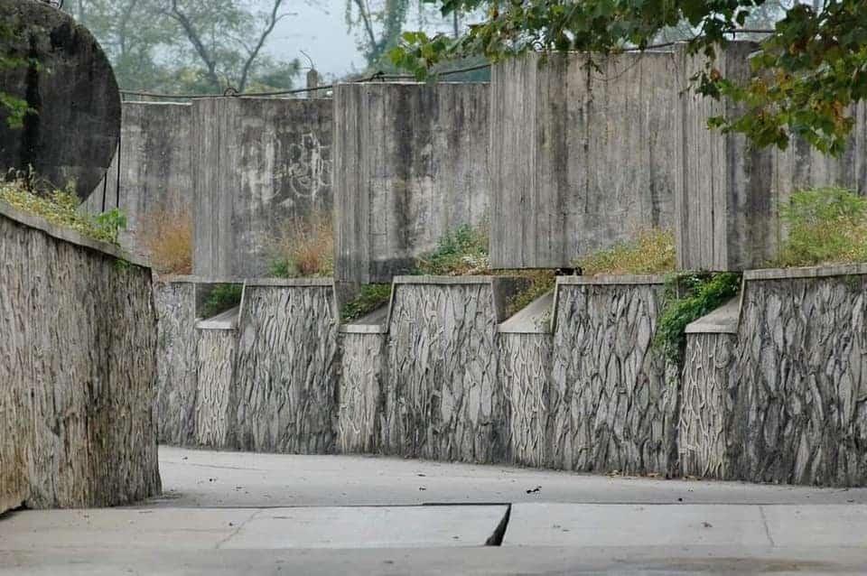 Фортифікаційні споруди Республіки Корея (Південна Корея)