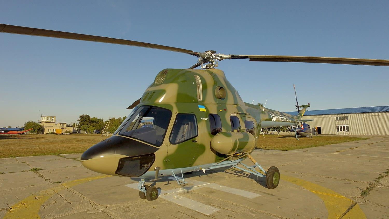 Гелікоптер Мі-2МСБ