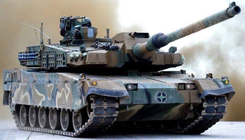 Корейський ОБТ K-2 «Black Panther»
