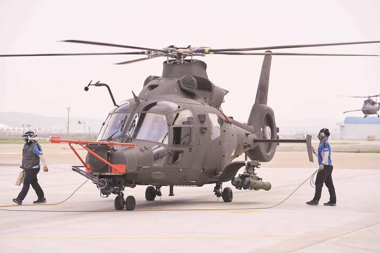 Легкий гелікоптер LAH