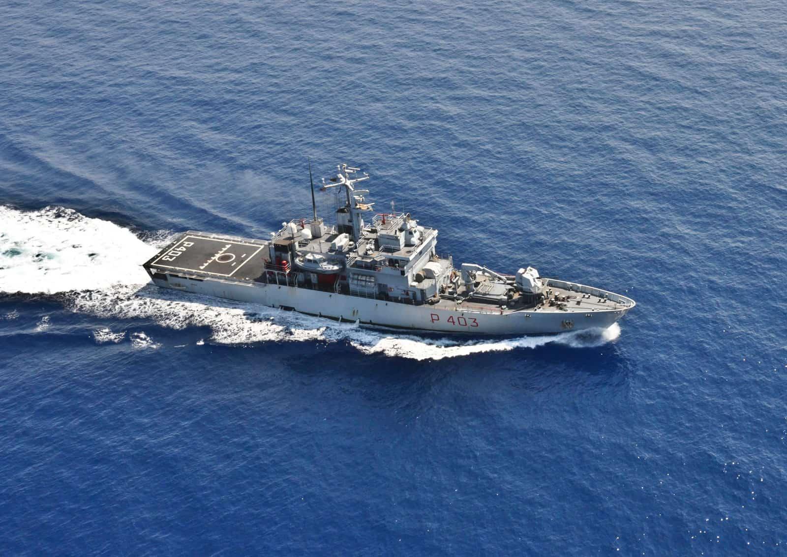 OPV ВМС Італії типу «Cassiopea»