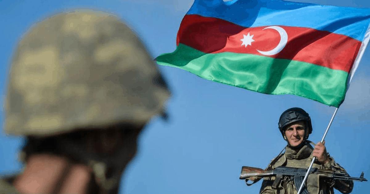 Військовий Азербайджану. Фото з відкритих джерел