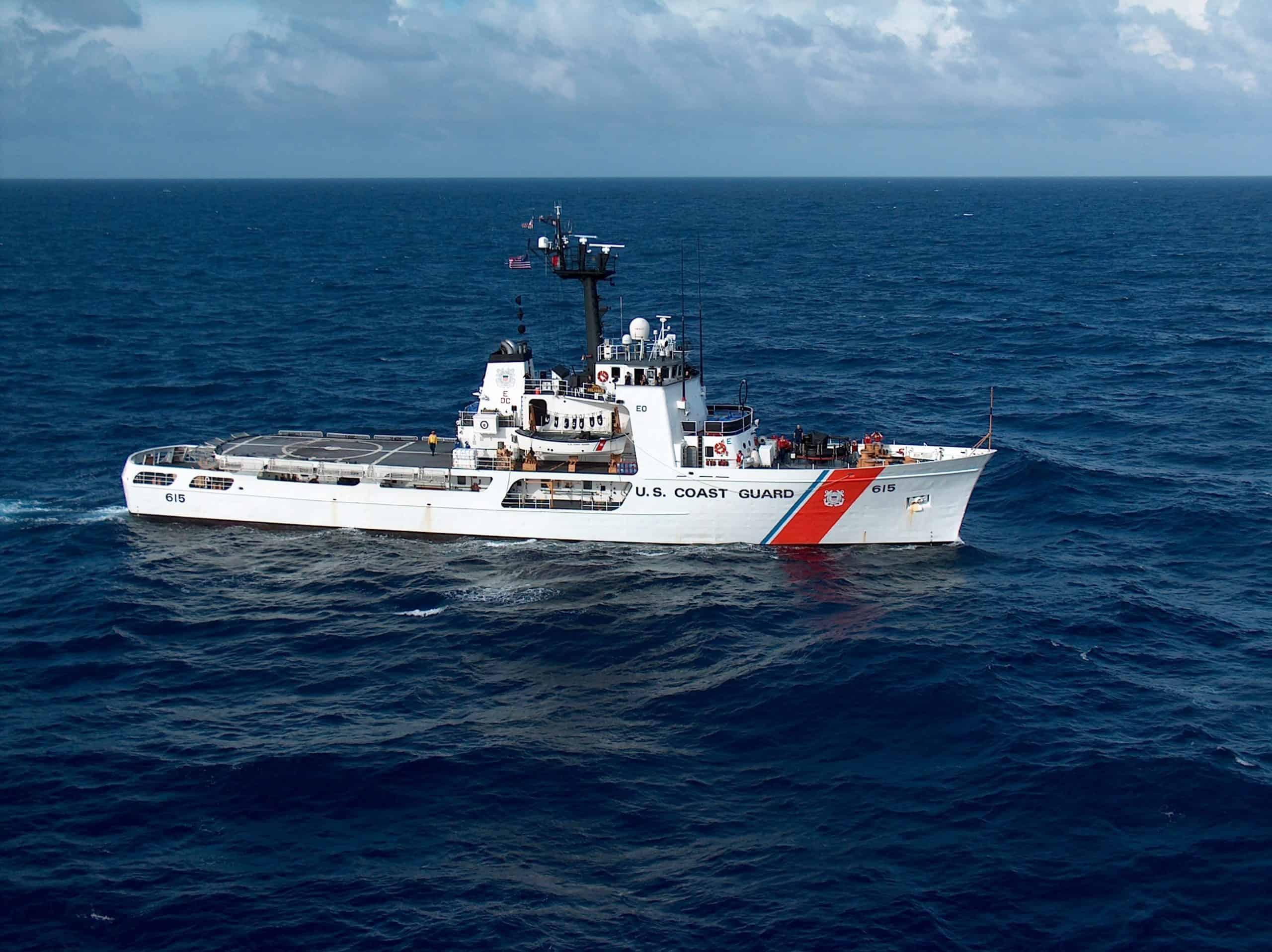 Патрульний корабель USCGC Reliance (WMEC-615) Берегової охорони США