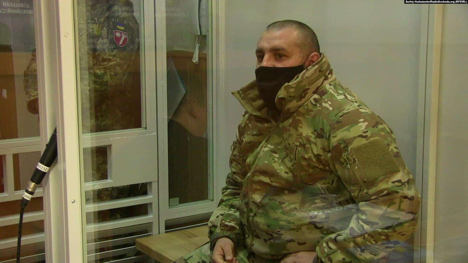 Павло Лановенко на засіданні суду