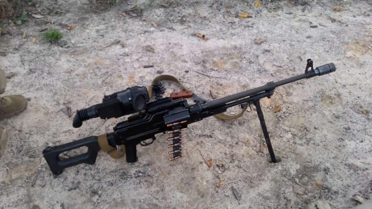 Піхотний кулемет КМ-7,62