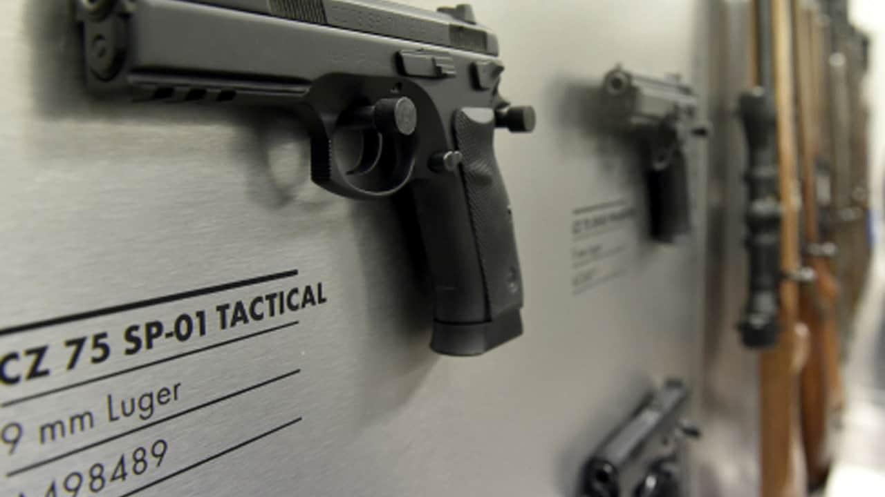 Пістолети «Чеська збрйовка» (Česká Zbrojovka або CZ)