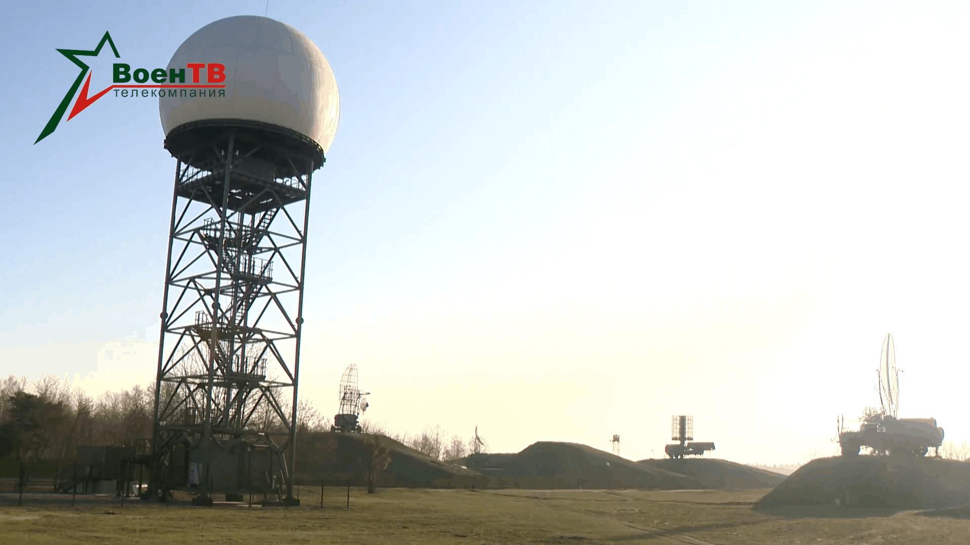 Російський трасовий радіолокаційний комплекс «Сопка-2» у Білорусі. Грудень 2020. Фото: ЗС Білорусі