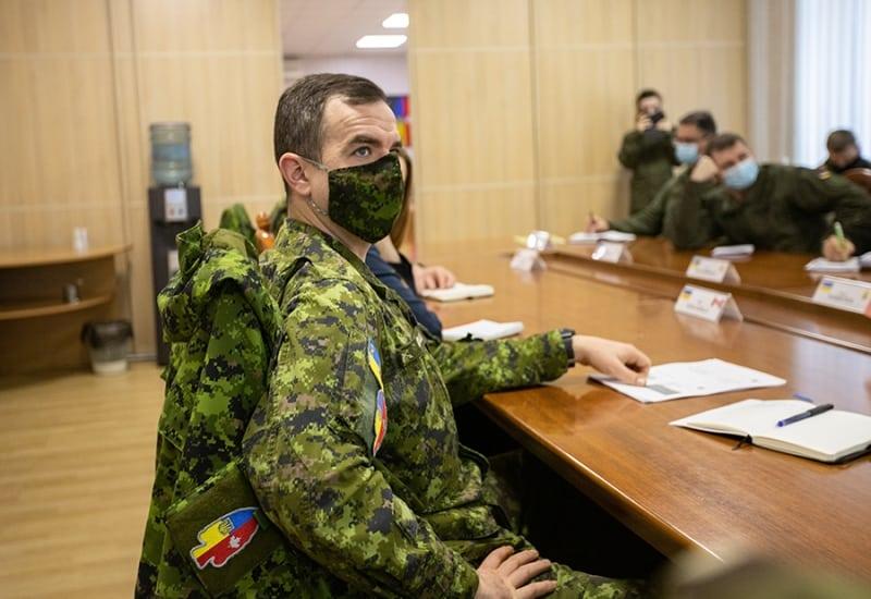 Семінар з розробки інституціональної доктрини НГУ відповідно до підходів військових формувань країн-членів НАТО