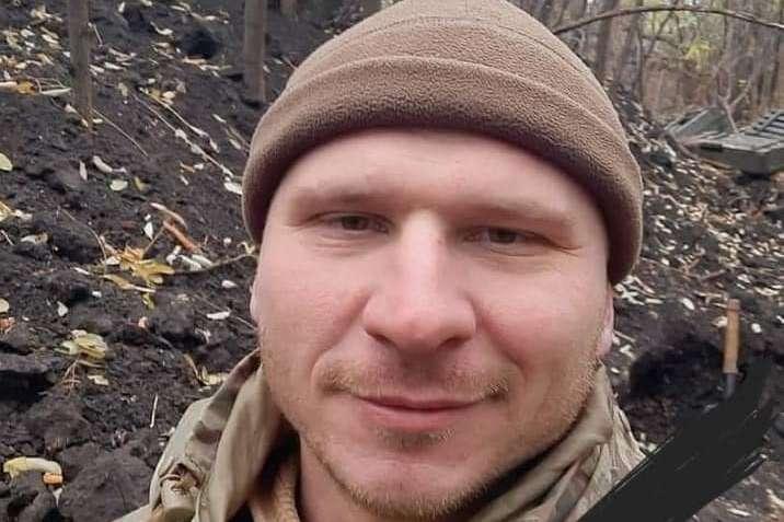Старший солдат Олег Андрієнко