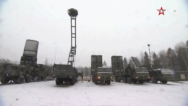 Зенітні ракетній комплекси С-350