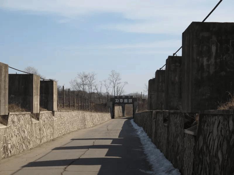 Спеціально облаштована ділянка дороги у Республіці Корея (Південна Корея)