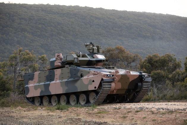 Бойова машина піхоти від Hanwha Defense