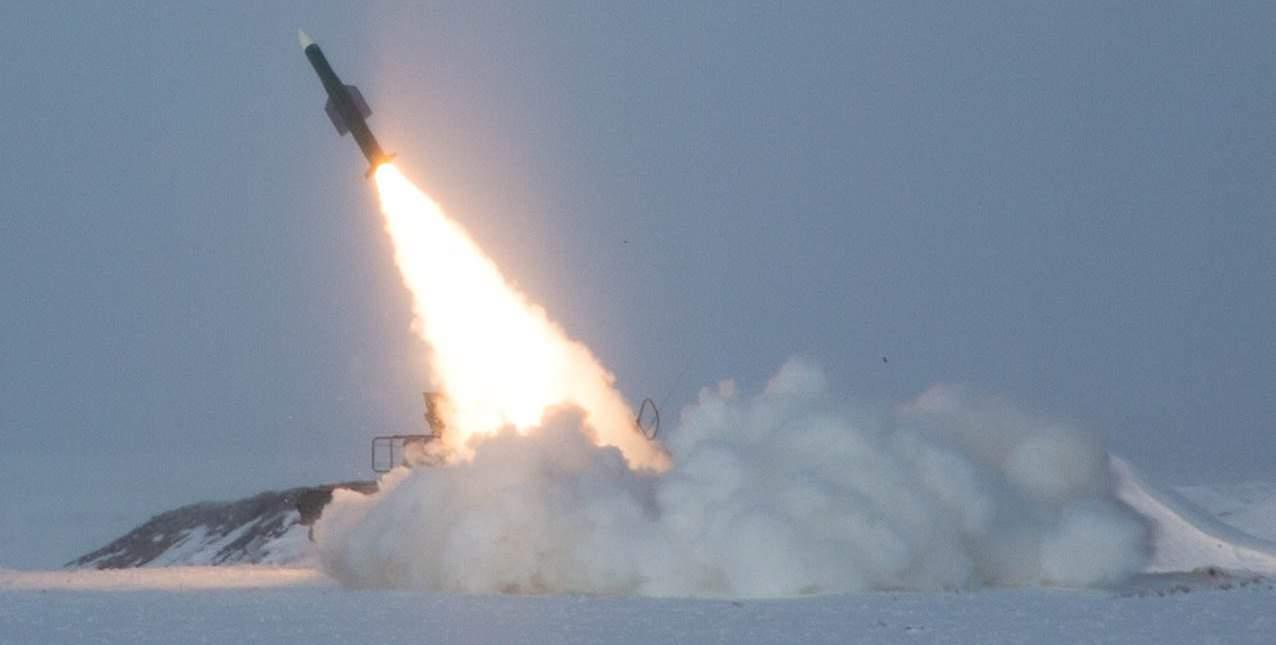 Пуск ракети з ЗРК. Лютий 2021. Фото: МО Казахстану