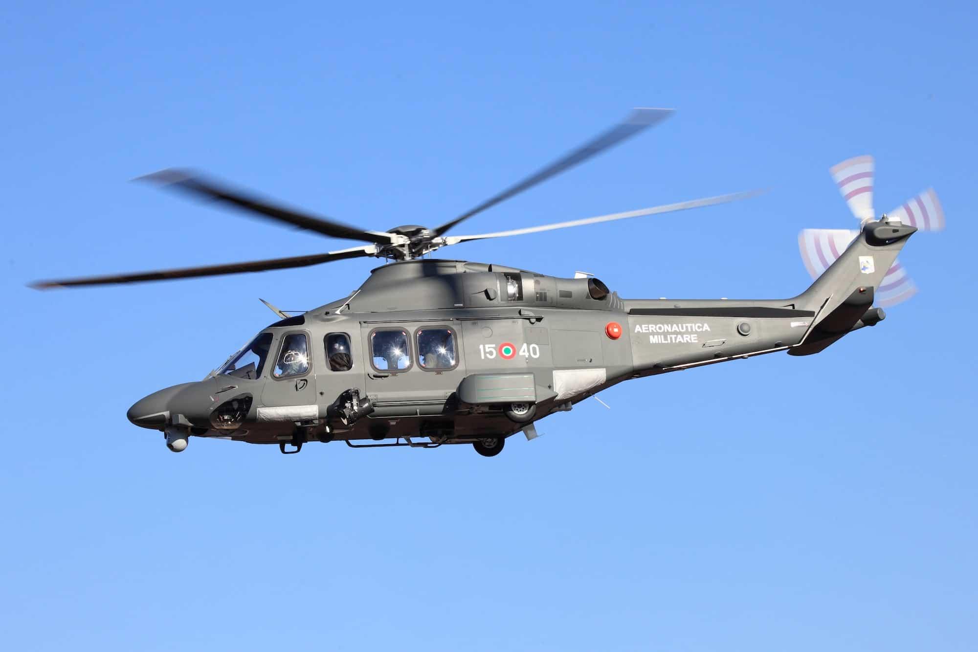 Гелікоптер AW139M
