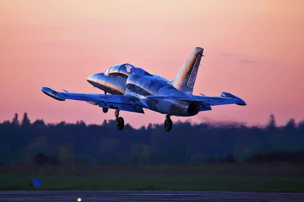 L-39M1 модернізований на Одеському авіаційному заводі