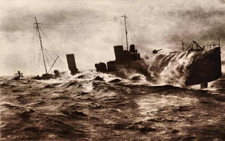 Німецький імперський торпедний катер SM V188