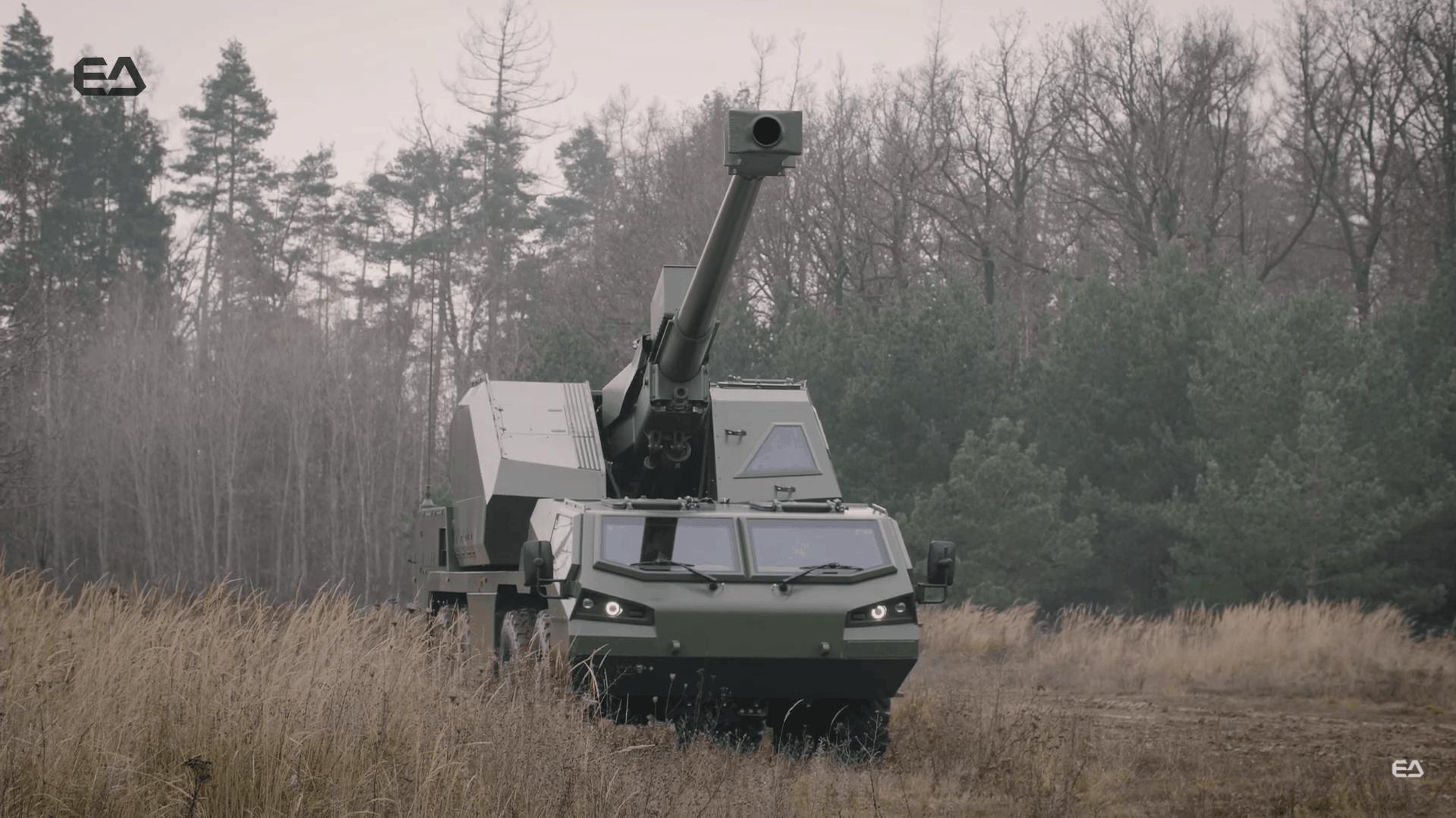 Колісна 155 мм САУ DITA