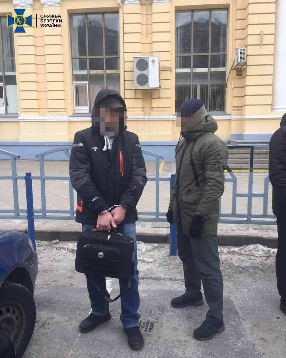 Затримання завербованого ФСБ співробітник одного зі стратегічних підприємств Миколаєва