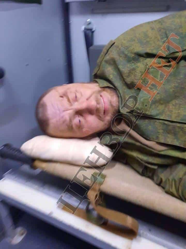 Затриманий бойовик російсько-терористичних військ
