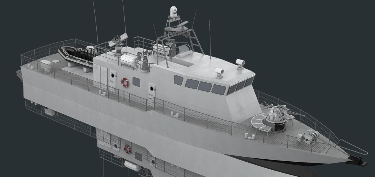 Катер типу Shaldag Mk V