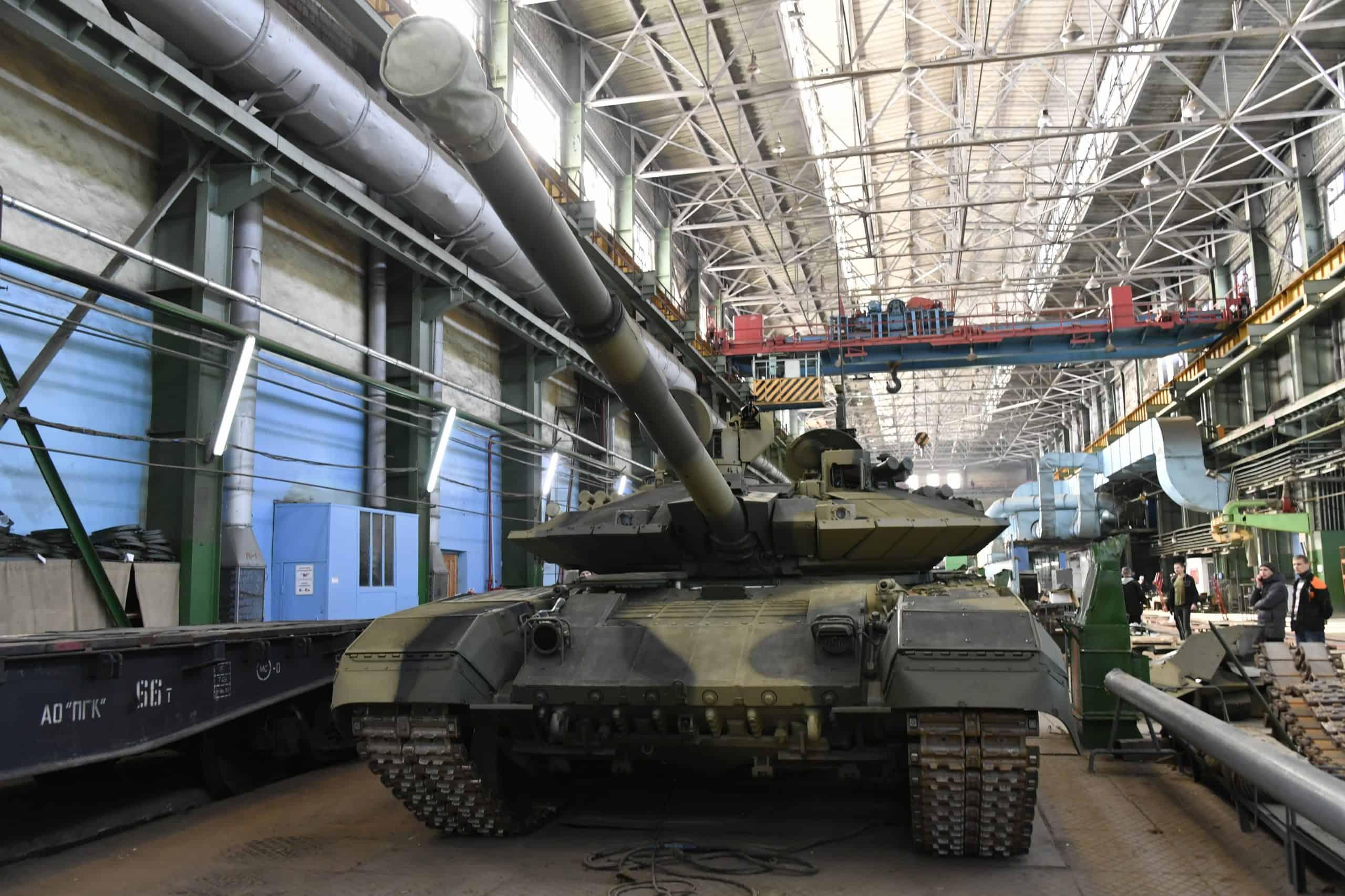Танк Т-90М, фото Уралвагонзавод, березень 2021