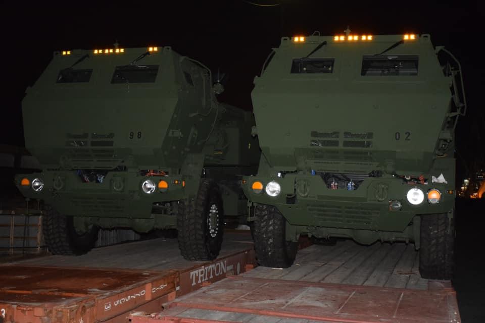 Ракетні системи HIMARS M142, фото - Міністерство оборони Румунії