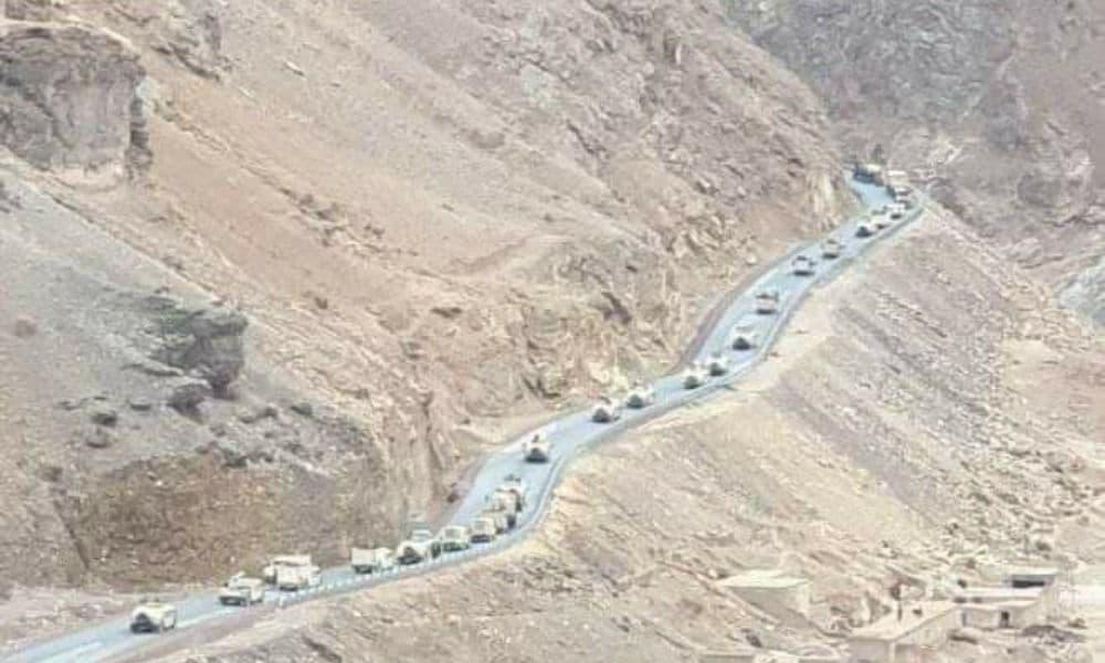 Рейд сил безпеки Афганістану у провінції Вардак