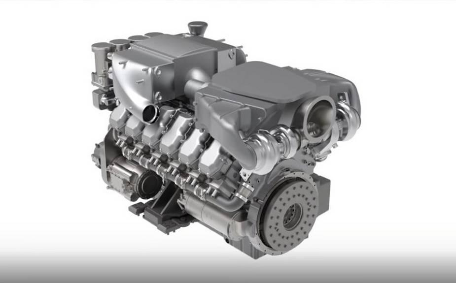 Візуалізація двигуна Batu від компанії BMC