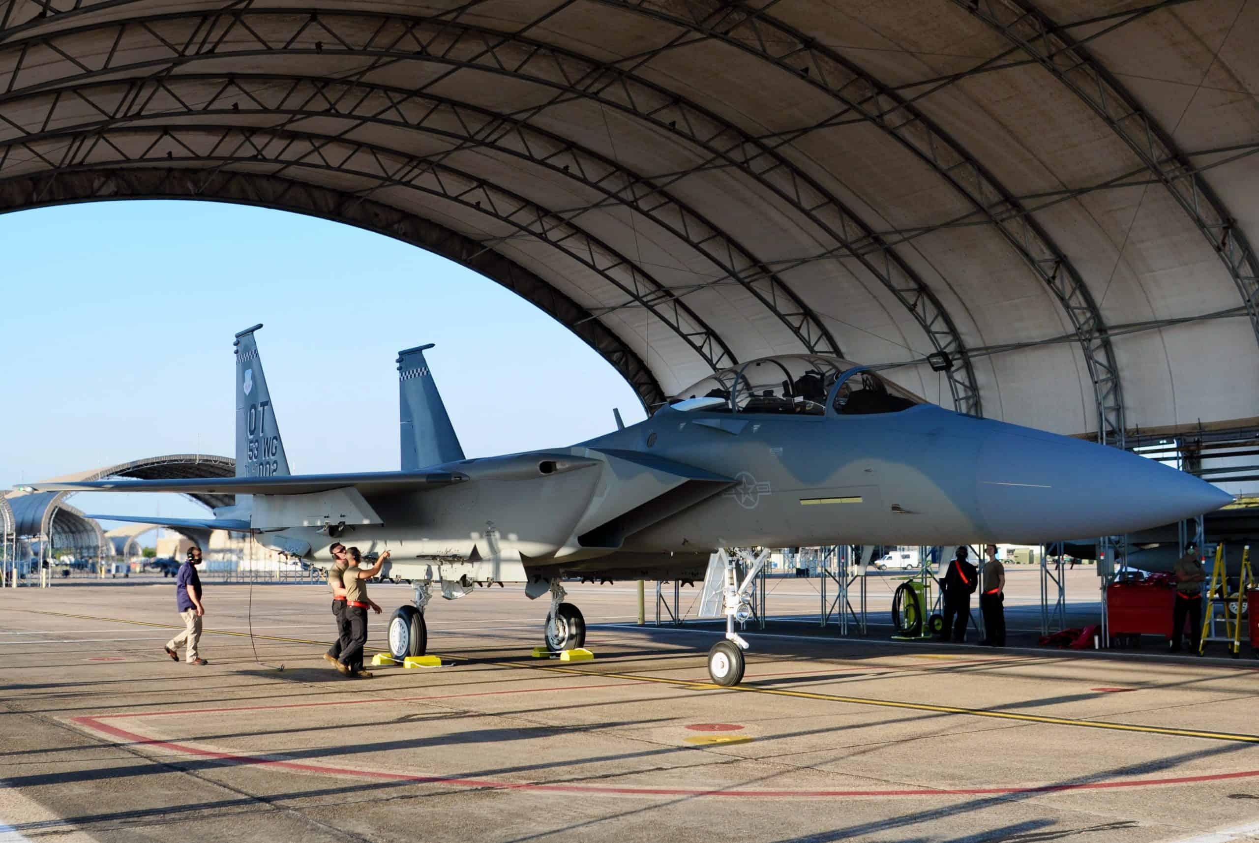 Другий F-15EX переданий Повітряним силам США