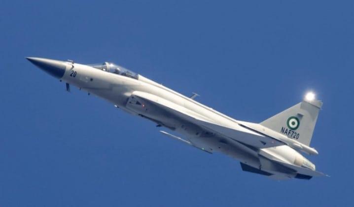 Багатоцільовий винищувач JF-17N Thunder Повітряних сил Нігерії 1