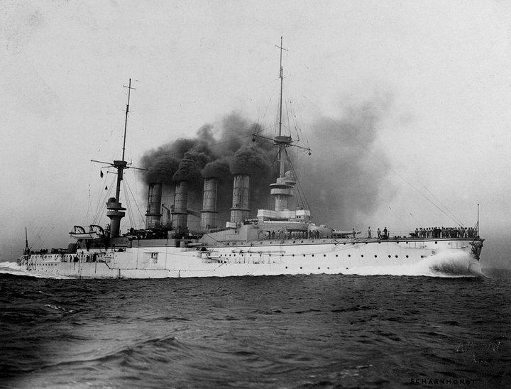 Крейсер «Шарнхорст»
