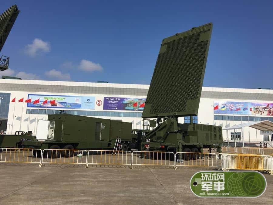 Китайська РЛС SLC-7