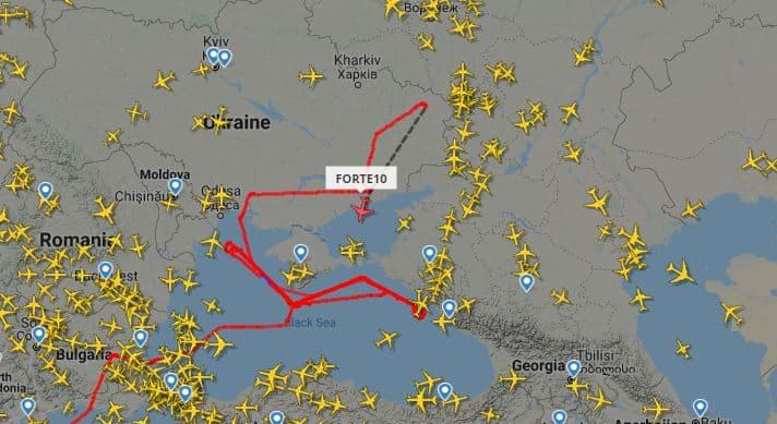 P-8A Poseidon ΗΠΑ UAV, Τραβάνε το σχοινί και οι ΗΠΑ στην Ουκρανία | Global Hawk & P-8 δίπλα στην Κριμαία, NEMESIS HD
