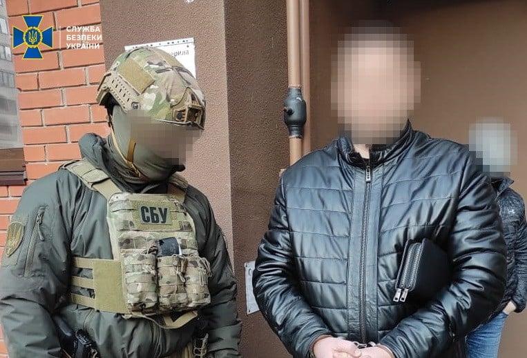 Затримання ватажка одного з угрупувань так званого «ЛНР»