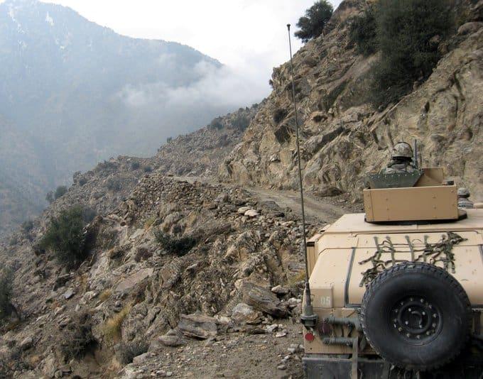 Рейд сил безпеки Афганістану