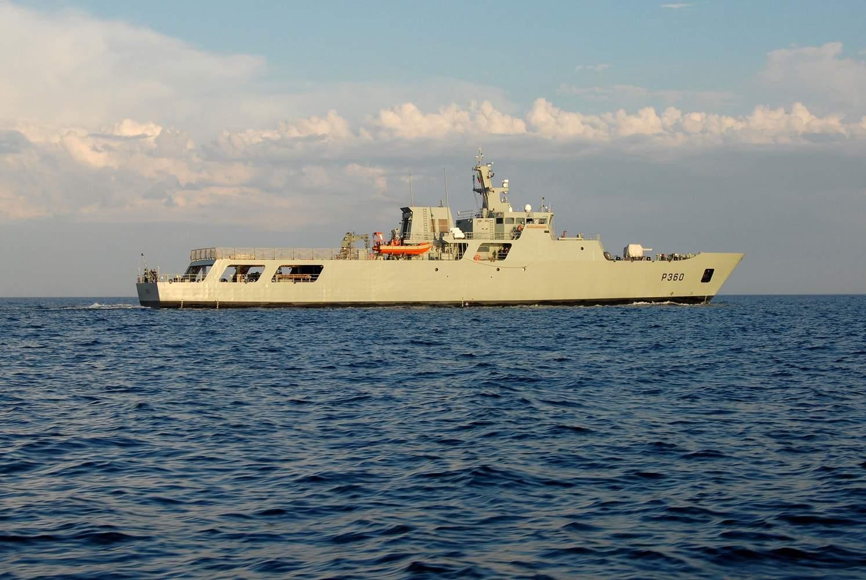 Патрульний корабель класу Viana do Castelo 1