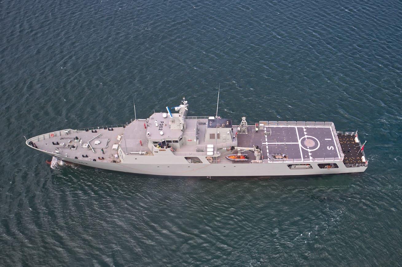 Патрульний корабель класу Viana do Castelo