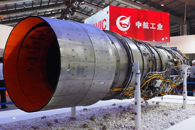Реактивний двигун WS-10B Taihang