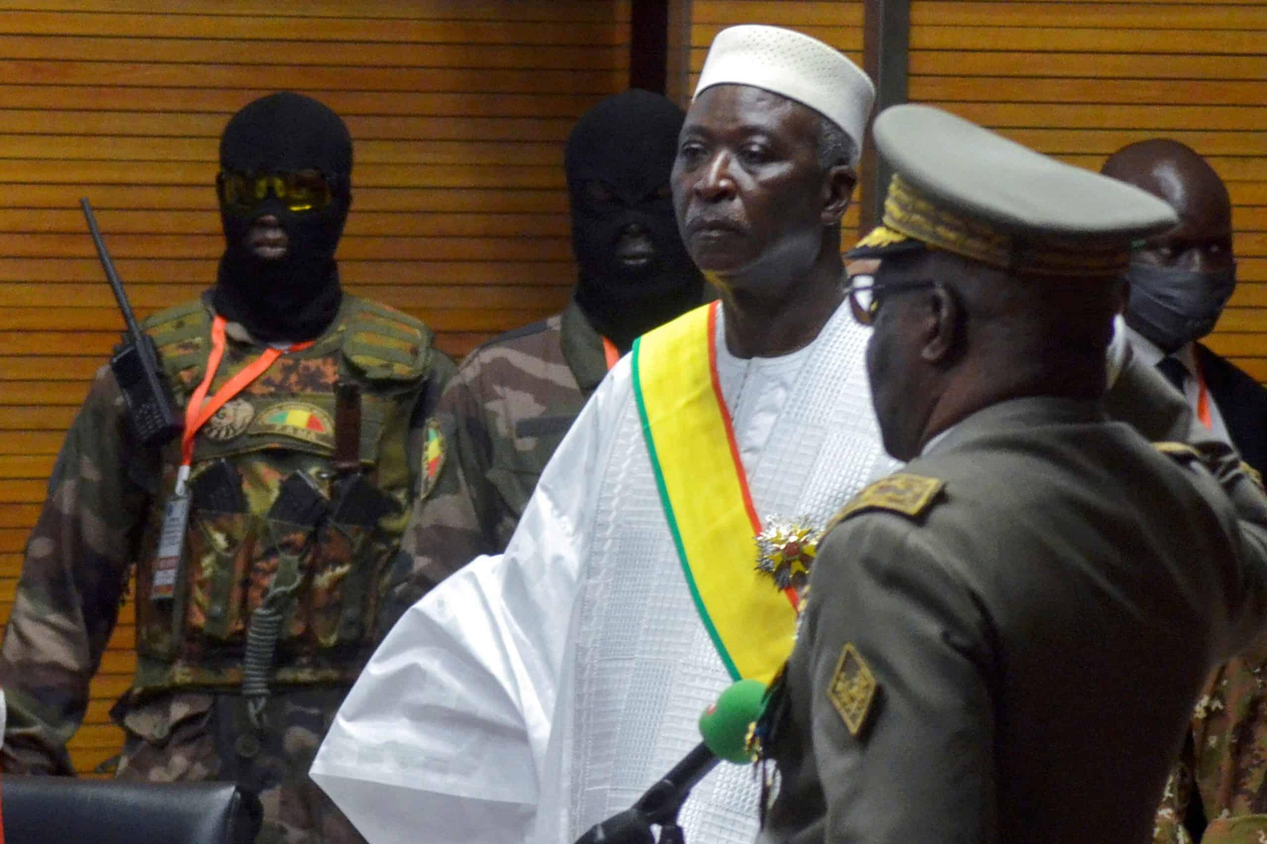 Військовий переворот у Малі