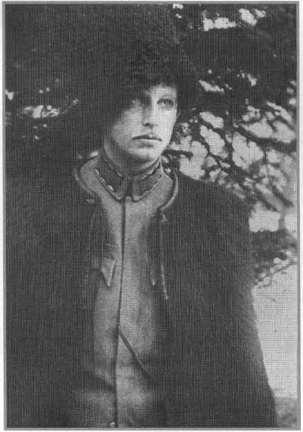 Вільгельм Габсбург (Василь Вишиваний) у 1918 році