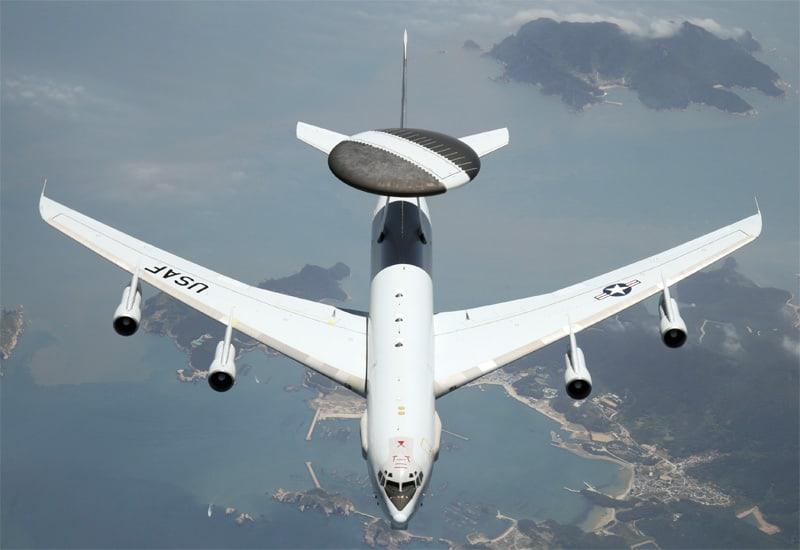 НАТО почало оновлювати свої літаки Boeing E-3A AWACS