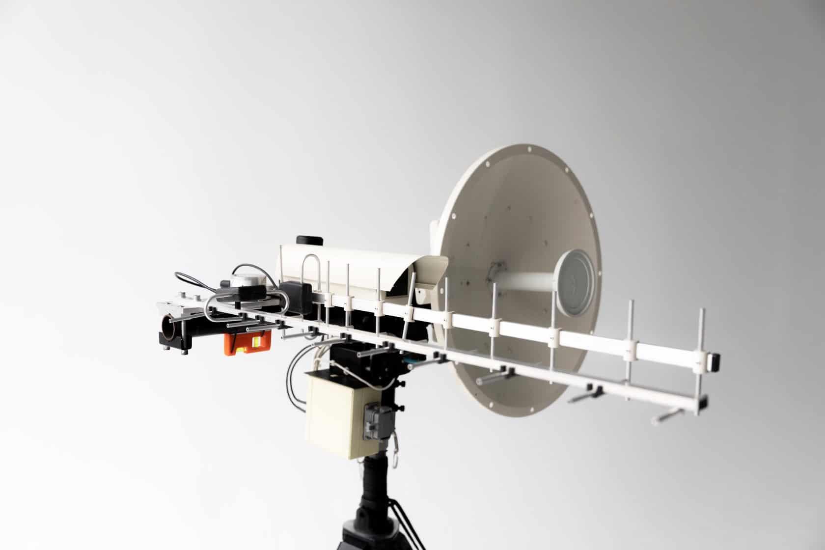 Антенна система зв'язку БПЛА UJ-22